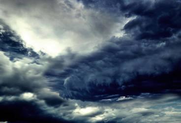 Dark sky Stock by MariaRaute2