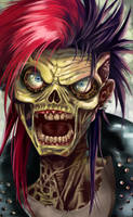 Devilish Kidnapper by spiritualfeel