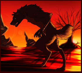 Hellfire by messo50