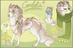 AUCTION:: Cordelia The Silken Windhound Closed by AtomicMilkshake