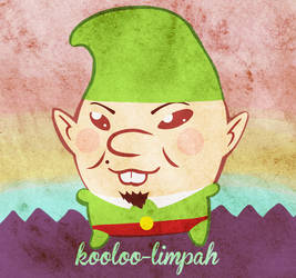A Dorky Tingle I Drew From Memory by VoidBurger