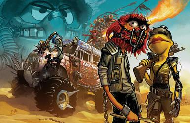 Mad Max Mayhem by JoopaDoops
