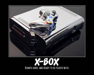 Xbox Mock Add by xdangerkittyx