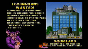 Rampage World Tour : Idle Screen 4 - V.E.R.N. by DarthArchanist