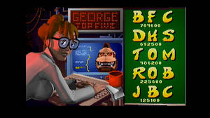 Rampage World Tour : Idle Screen 5 - Dr. Veronica by DarthArchanist