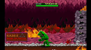 Rampage Through Hell by DarthArchanist
