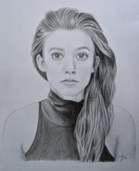 Meg Myers by manerysblack