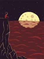 Kankri's Moon by morgan1yam