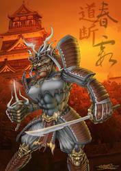 Samurai by TWOFLAG