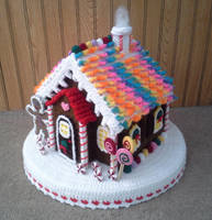 Gingerbread House by koepr5333