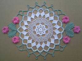 Spring Doily by koepr5333