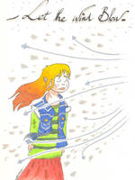 Let the wind blow... by Anorya