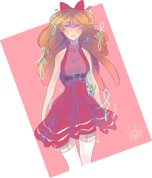 ppg blossom!! by TheTurkster