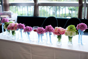 Takada Asano - My Cousins Wedding: Flowers by Rosebud-Warrior