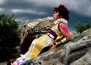 Bujngai costume by die-chan