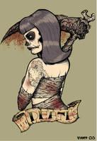 death by DEADMONKEY