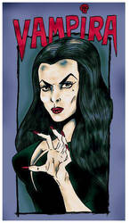 vampira by DEADMONKEY