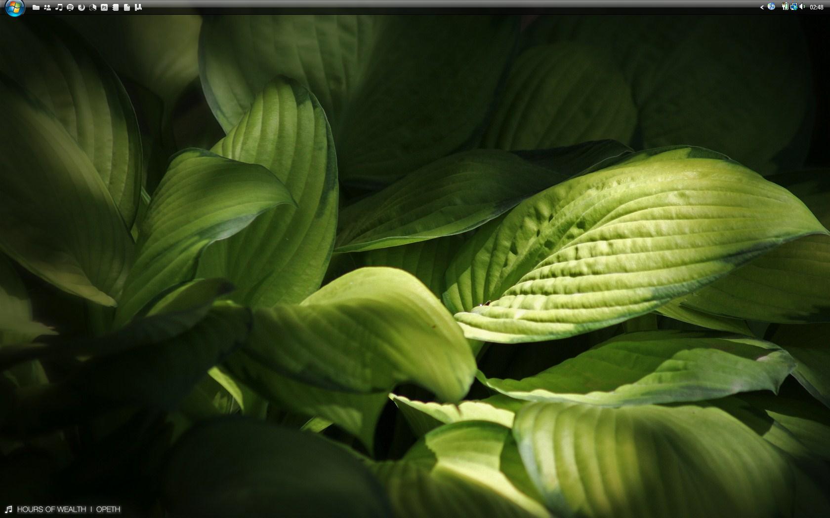 Desktop March '10 by chanq