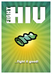 Fight HIV by chanq