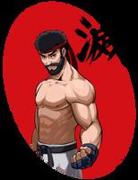 Ryu by Kumsmkii