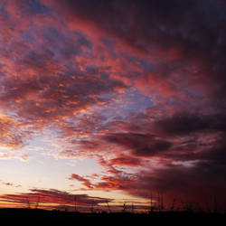 Shady clouds by PhotosCrystalJones