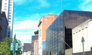 West facing view on Main by Android-shooter