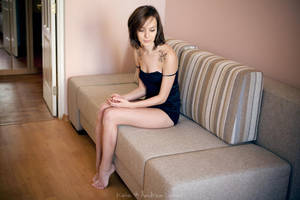 portrait III by Levine-photography