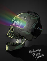 Comision Sencilla - Skull by DonGueroLabs