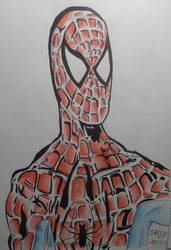 Spidey by Creon25367