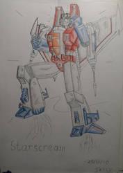 Starscream by Creon25367