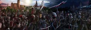 Polish Warfare by propagangjah
