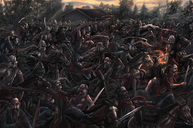 the Charge of Kutyszcze by propagangjah