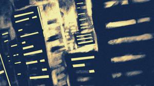 Cyberpunk cityscape by MetafoorFilm