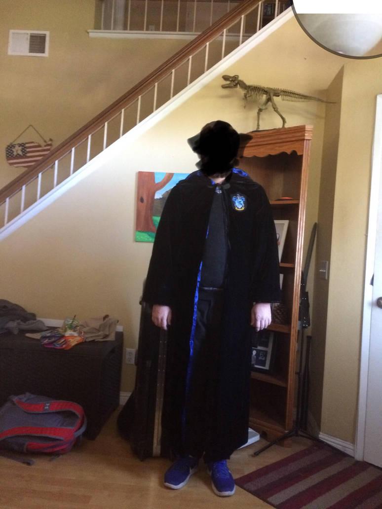 My Halloween 18 costume by MrBLUERANGERHERO