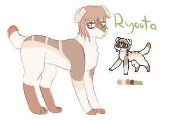 ryouta ref by Statikyu