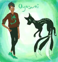 oyasumi ref {OLD} by Statikyu