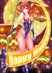 Commission again by Niche gamer -Niche Halloween 2 by un4lord