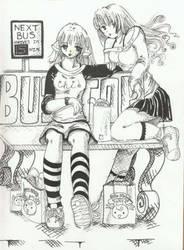b.u.s.  s.t.o.p. by chisana