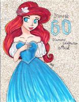 Disneys 60 Diamond Celebration Ariel by 1angel0wings1