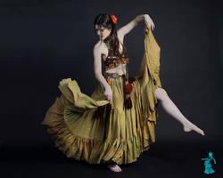 Photoshoot - Tribal Steampunk [3/5] by LadyAzurFromAlkemya
