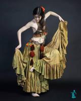 Photoshoot - Tribal Steampunk [4/5] by LadyAzurFromAlkemya