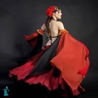 Photoshoot - Tribal Esmeralda [3/8] by LadyAzurFromAlkemya