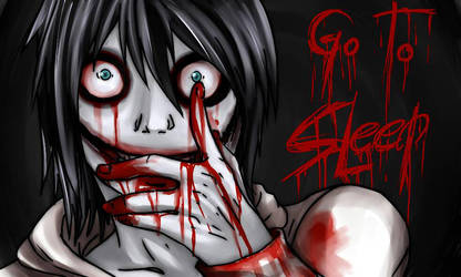 Jeff the killer by Y0ung3xpr3ssi0n