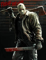 Jason voorhees by Y0ung3xpr3ssi0n