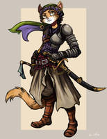 Mayflower - The Guardian by TheLivingShadow