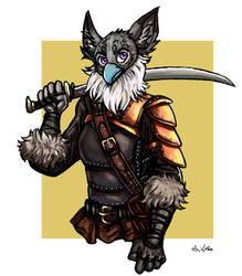 Jack the Gryphon by TheLivingShadow