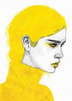 Yellow III by Tomasz-Mro