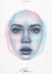 The Reflection II by Tomasz-Mro