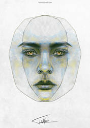 The Reflection IV by Tomasz-Mro