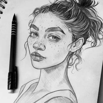 Sketch 1 by Tomasz-Mro